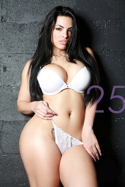 super curvy latina